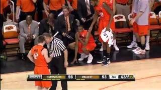 Markel Brown Ejected on Dunk of the Year thumbnail