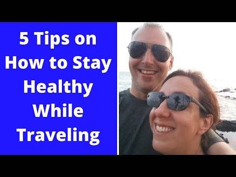 10 Healthy Holiday Travel Tips