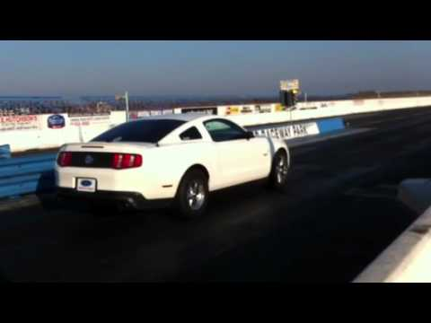 2012 mustang gt vortech supercharged quarter mile run. Black Bedroom Furniture Sets. Home Design Ideas