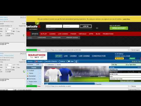 Rebel Betting Demo and Review (Sports Arbitrage)