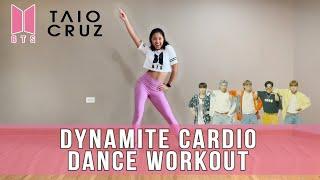 BTS Dynamite Cardio Dance Workout + Taio Cruz Dynamite