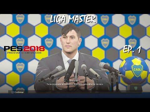 PES 2018 Liga