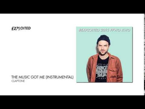 Claptone - The Music Got Me (Instrumental) | Exploited