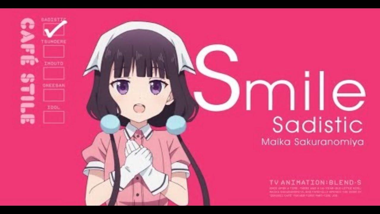 Smile, Sweet, Sister,.. ( Blend S ) Ultimate Meme ...