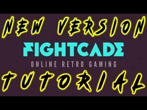 how to play a game on fightcade