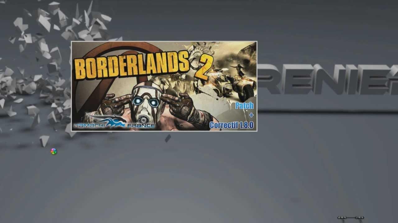 borderlands 2 1.8 4 patch