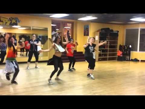 DARKIE'S Island Fusion  hip hop  class(1)