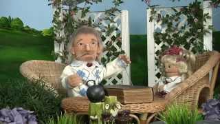 христианский мультфильм 2 По Следам Путешествия - Вестник - Элин Дворик
