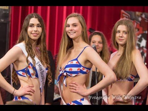 Miss Beauty of Friesland, de finalisten yn Noardewyn Live #omropfryslan