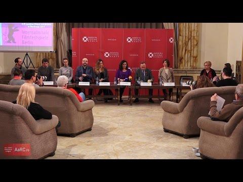 Conferinta de presa la ICR despre Berlinale 2017