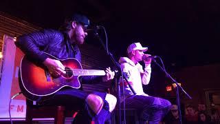 Kane Brown Heaven acoustic