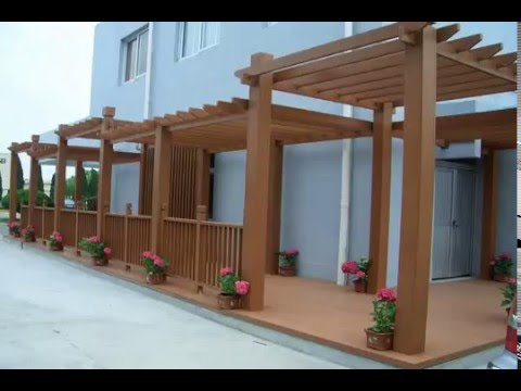average cost of wood plastic pergola Colombia - Average Cost Of Wood Plastic Pergola Colombia - YouTube