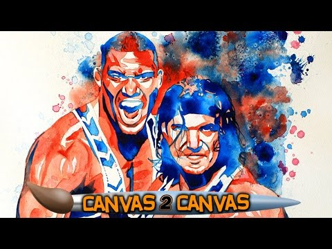 American Alpha dominate the canvas: Canvas 2 Canvas