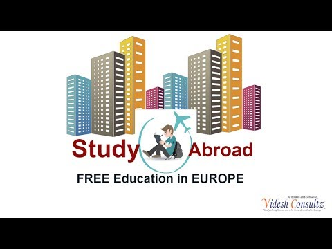Study Abroad Education Consultancy Tips | Students Visa | European Universities