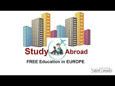 Study Abroad Education Consultancy Tips | Students Visa | European Universities