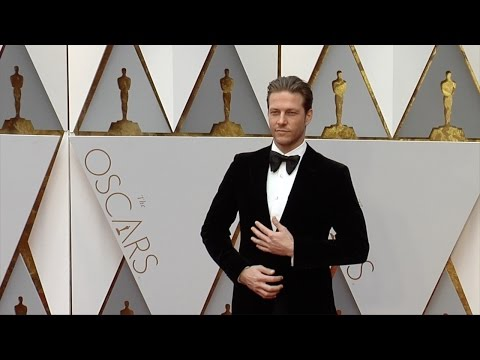Luke Bracey 2017 Oscars Red Carpet