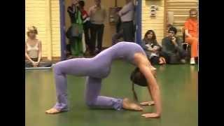 Чм по йога-спорту, женщины