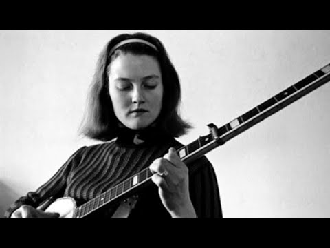 Peggy Seeger - The Weaver Is Handsome  [HD]