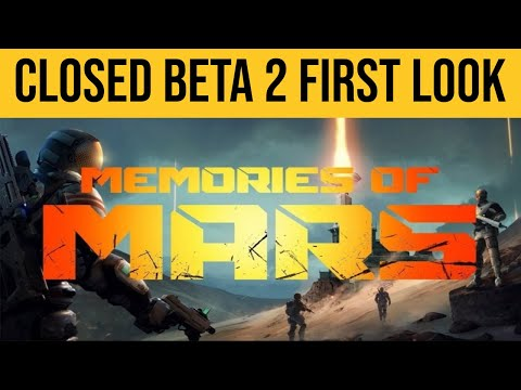 MEMORIES OF MARS - CLOSED BETA FIRST LOOK  