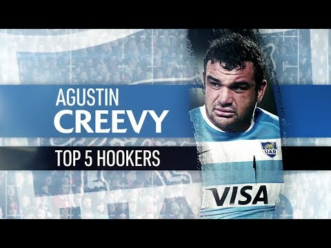 Agustin Creevy's Top Five Hookers