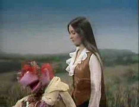Crystal Gayle french Muppets show