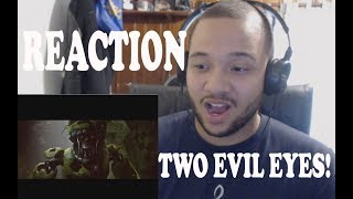 [SFM] Two Evil Eyes | DIRECTORS CUT | Five Nights at Freddy's short | REACTION!!