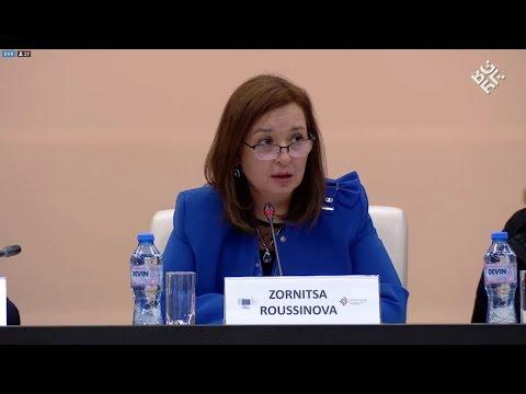Zornitsa Roussinova - New forms of employment and a better work-life balance