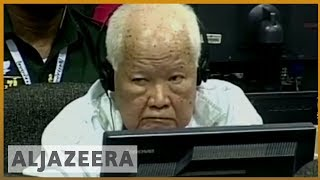 🇰🇭 🇻🇳Khmer Rouge leaders convicted for genocide in Cambodia | Al Jazeera English