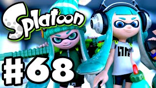 Splatoon - Gameplay Walkthrough Part 68 - Turf Wars with Yasha! (Nintendo Wii U)