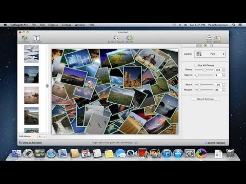 CollageiT - лучшая бесплатная программа для создания коллажей из фото и картинок