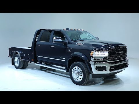2019 Ram 5500 Chassis Cab Limited | Details & specs