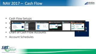 Cash Flow Forecasting and Positive Pay in Dynamics NAV
