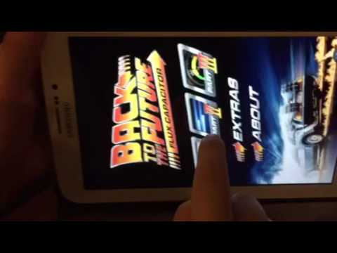 The Flux Capacitor On The Tablet (xander)