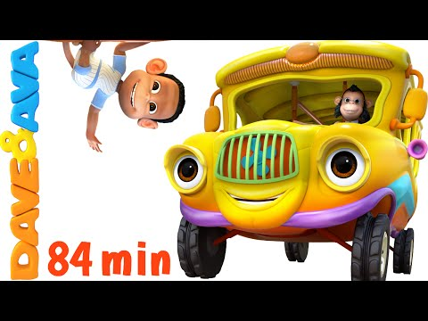 Wheels on the Bus | Nursery Rhymes Collection | YouTube Nurs
