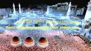 Hilal Kinderchor - Ein Lied zum Opferfest 2017 Video