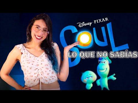 SOUL 😱 24 CURIOSIDADES * producción DISNEY PLUS ✨ Maritza Ariza