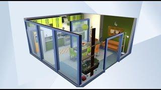 The Sims 4 Строим кухню!
