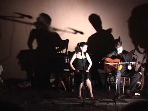 Maria Benjumeda, Flamenco and Bulerias at 111 First Street