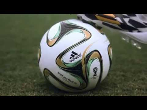 outlet store cfb32 5c47f FIFA World Cup Brazil Final Official Match Ball - Adidas Brazuca