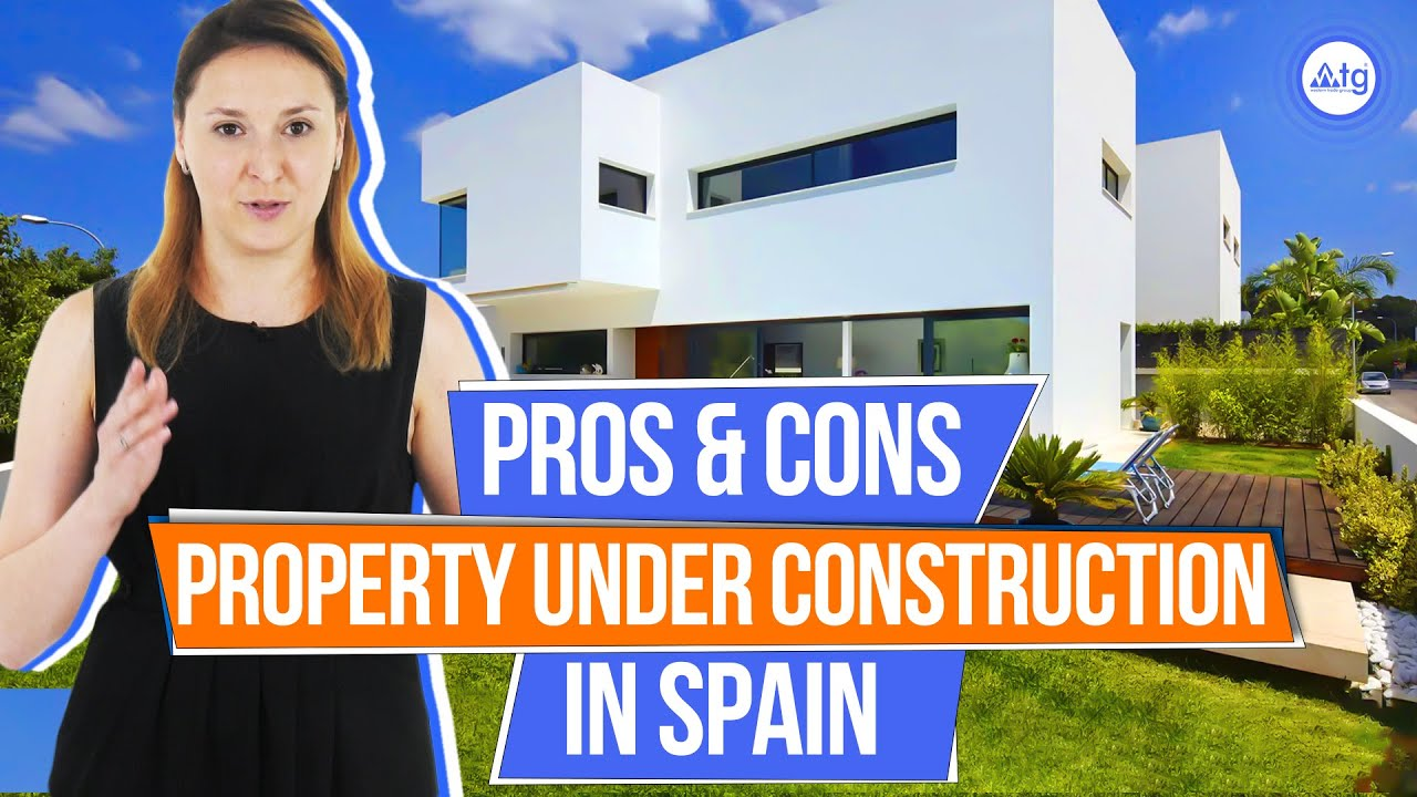 Buying property under construction in Spain.