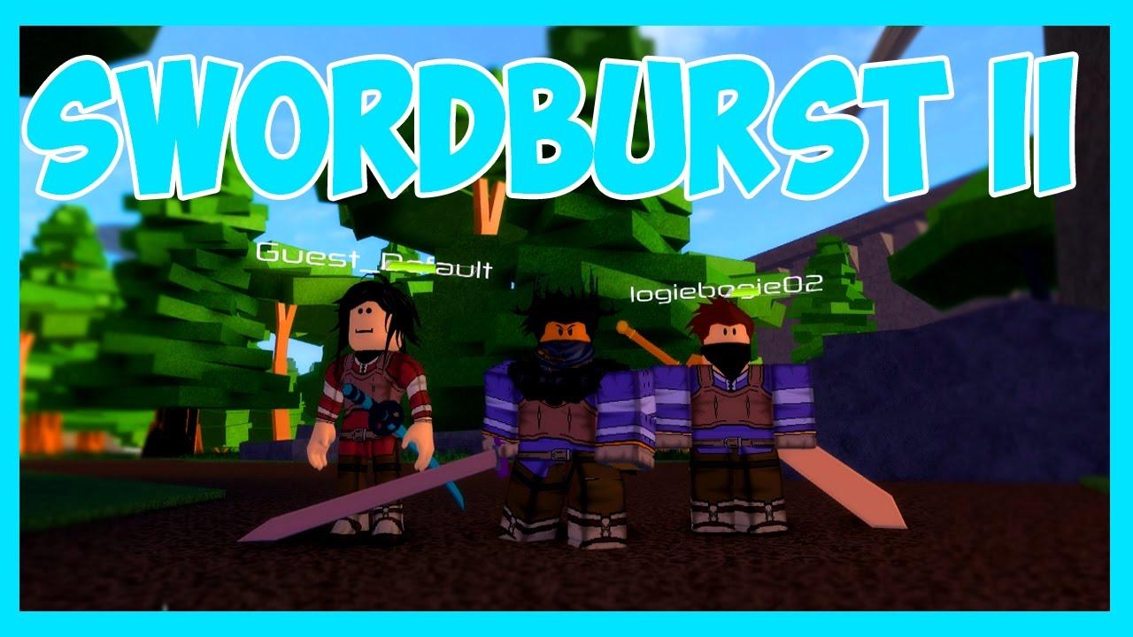 Swordburst 2 fighting direwolf mini boss roblox youtube for Floor 2 boss swordburst 2