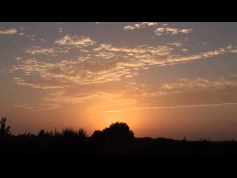 Sunrise on North Caicos