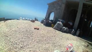 Last final steps to the top of Athos mountain 25/5/2015 [HD]
