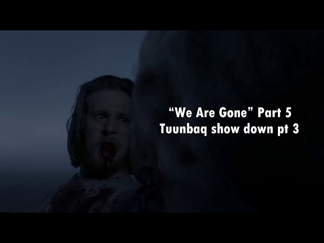 "Talking: The Terror  ""We Are Gone"" Part 5 - Crozier & Hickey's fate in the book"