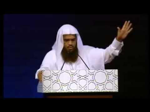 Hussain Salafi, A Great speech for in World Trade Center-Dubai