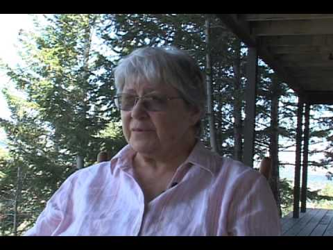 I Never Promised You a Rose Garden—author Joanne Greenberg speaks!