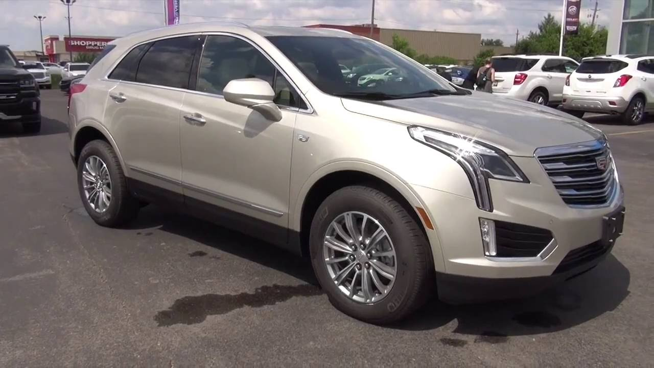 2017 Cadillac Xt5 Luxury Youtube