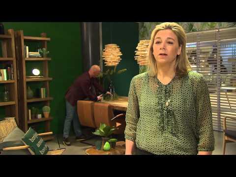 VTwonen, Seizoen 2 | TREND: De natuur wordt naar binnen gehaald