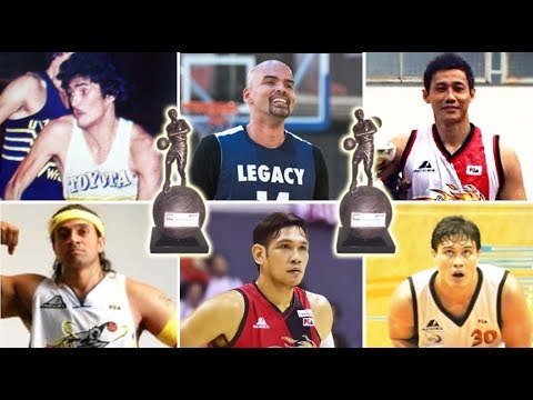 PBA Centers Who Became MVP
