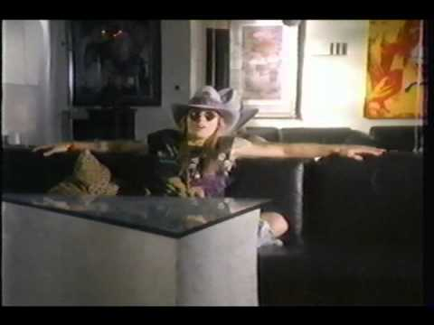 Evict Axl  Rose contest commercial 1991